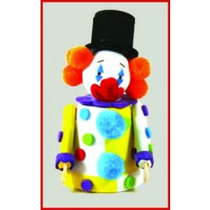 Pot Pals- Clown
