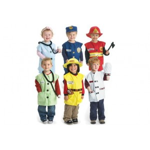Toddler Career Costumes