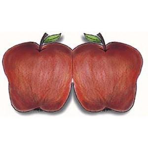 Apple Invitation Card Stock, 20/pack