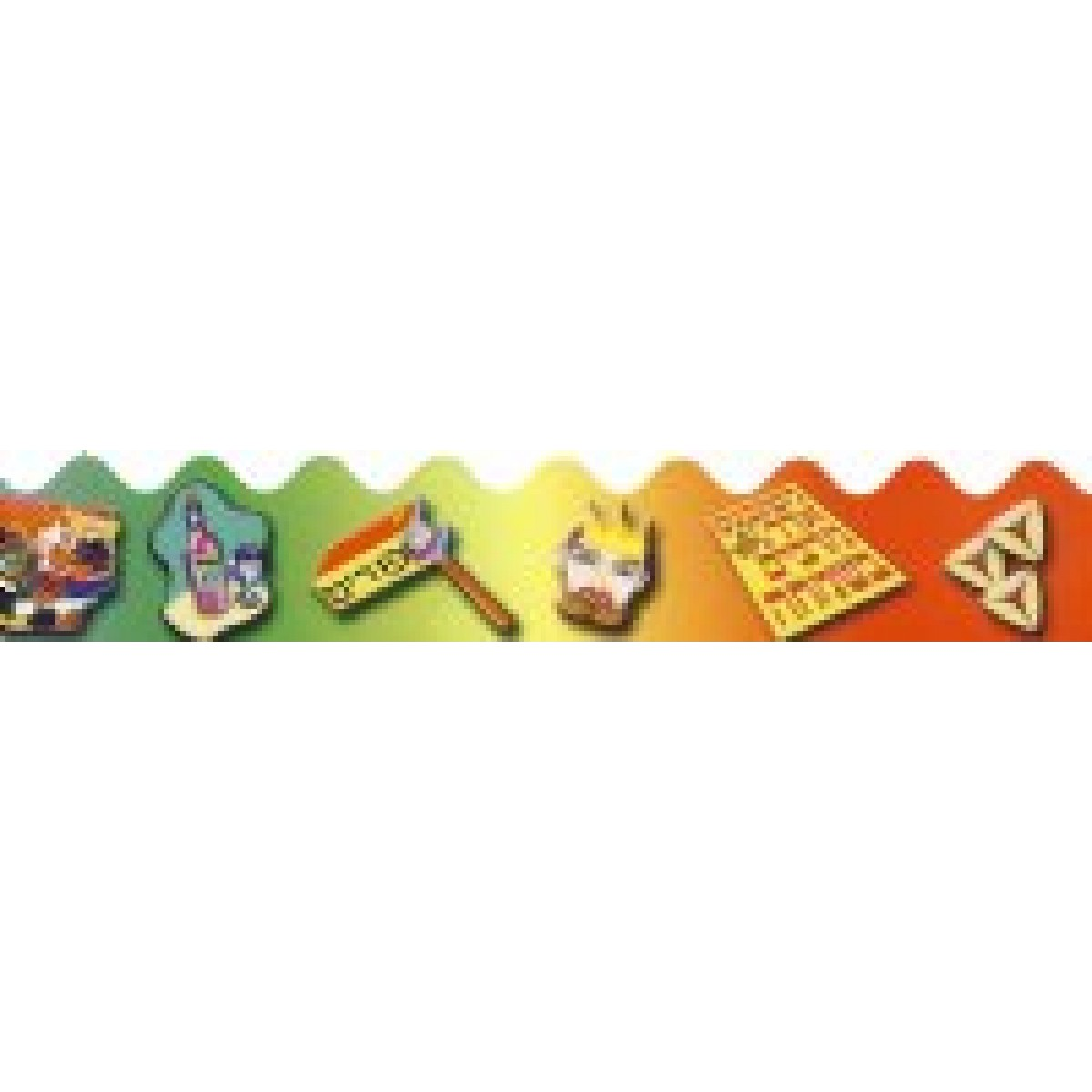 Purim border teacher s aid judaica the craft shop inc
