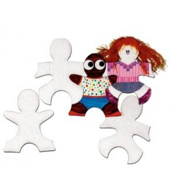 Kid Puzzle Pieces, 24/pk