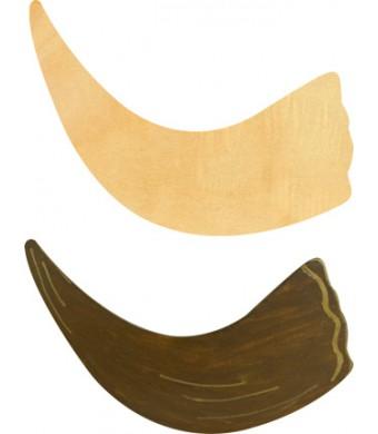 Wood Shofar