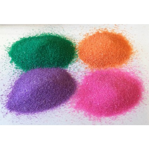 Sandfarbe Mischen