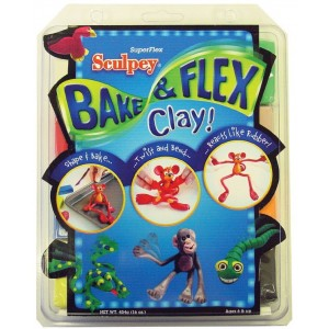 Sculpey Bake and Flex