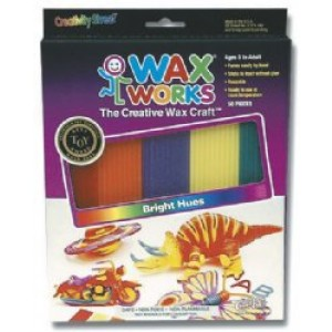Wax Works- Bright Colors