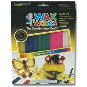 Wax Works- Spring Colors