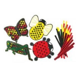 Bugs Weaving Mats