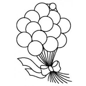 Balloon Suncatcher