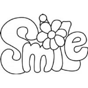 Smile Suncatcher