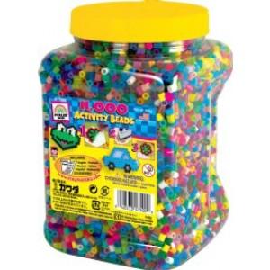 Perler Beads Jar