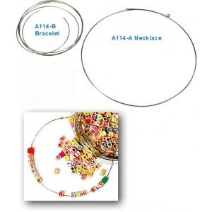Wire Bracelet, 12/pk