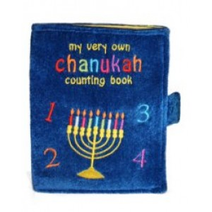 Chanukah Counting Book