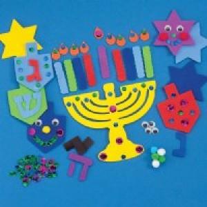 Chanukah Decorations Kit