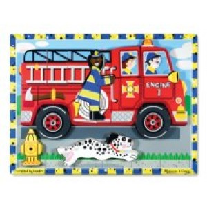 Chunky Puzzles- Fire Truck