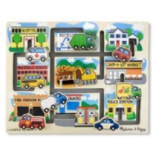 Vehicle Maze Puzzle