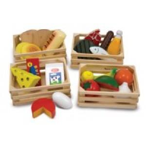 Wooden Foods
