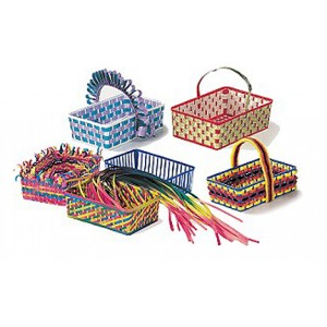 Weaving Baskets – Classroom Pack, 12/pk