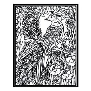 Velvet Art- Bird
