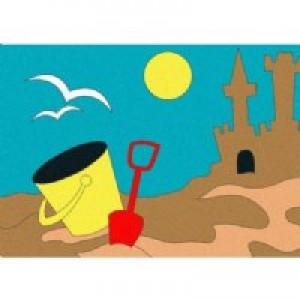 Sand Boards - Beach