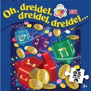 Oh Draidel Puzzle