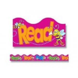 Bee a reader Border