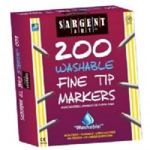Sargent Art Fine Tip Markers