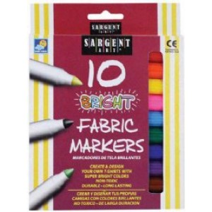 Sargent Fabric Markers