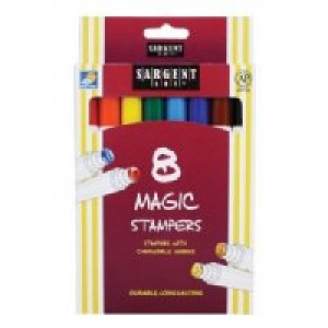 Sargent Magic Stampers