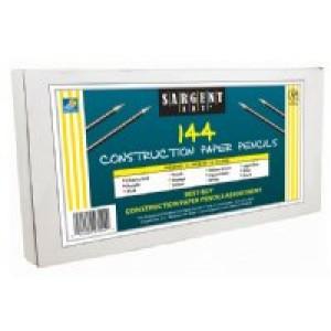 Sargent Construction Paper Pencils
