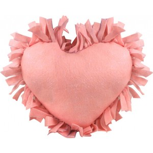 "Pillow – Heart, 11.5"" 12/pk"