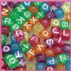 Alpha Beads Cubes