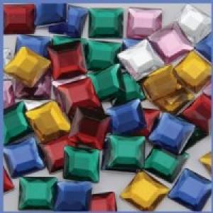 Multi- Square Rhinstone