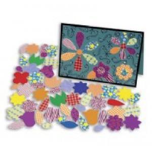 Wild Flower Paper Bits