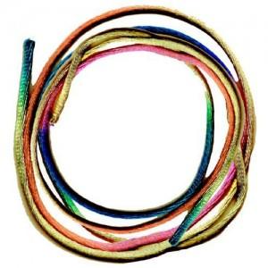 Satin Rattail Cord - Multi