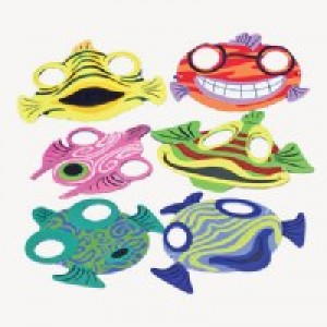 Fish Masks