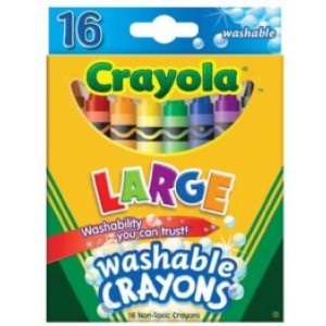 Kids First Crayons