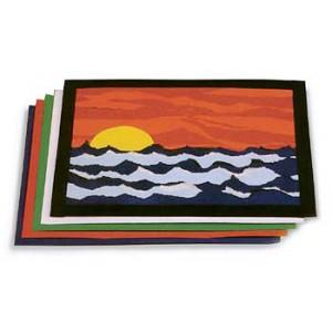 Velour Paper – Self Adhesive, Asst Colors 5/pk