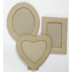 Paper Mache Frames