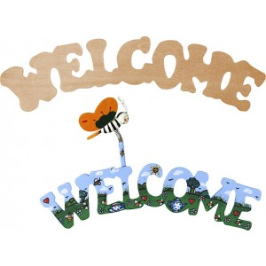 Welcome Cut-Out