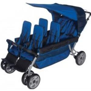 6 Passenger Stroller