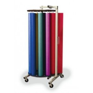 Rotary Racks - Fadeless Rolls