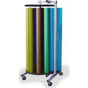 Rotary Rack-Kraft Rolls