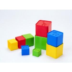 Pile Up Cubes