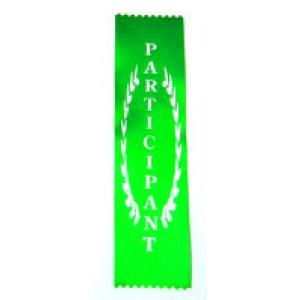 Green Participant Ribbons