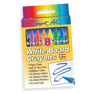 Whiteboard Crayons