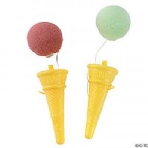 Ice Cream Cone Shooter