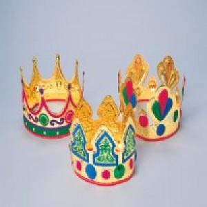 Foil Crowns