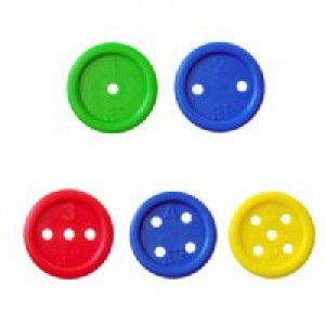 Lacing Buttons