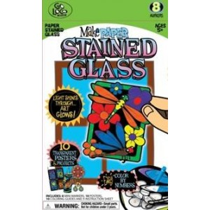 Paper Stained Glass Activity Kit
