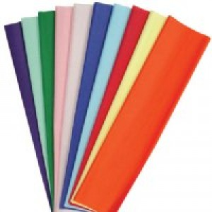 Kolorfast Non-Bleed Tissue Paper - Choice of 12 Colors!